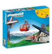 Playmobil Seilbahn mit