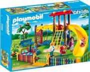 Playmobil Villa Mit Anbau Und Spielplatz In Nrnberg