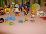 Playmobilfiguren 3