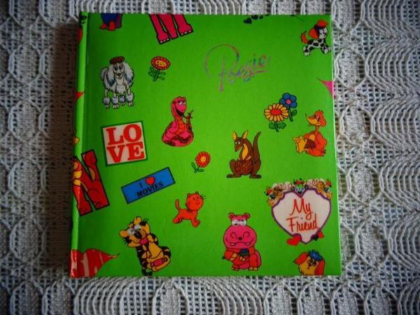 Poesiealbum für Schule, » Sonstige Sammlungen