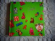 Poesiealbum für Schule Kindergarten Freunde