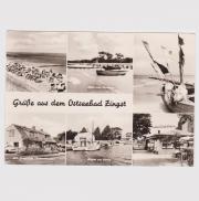 Postkarte aus Zingst vom 15