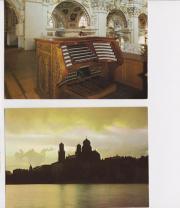 Postkarten vom Dom zu Passau