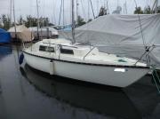 Praktisches Segelboot -