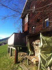 Private Hütte im