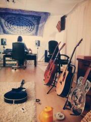 professionelle Studioaufnahmen für Singer Songwriter