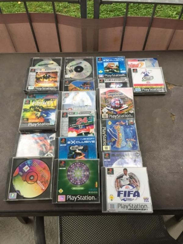 PS PlayStation Kinder Spiele alle