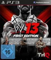 PS3 WWE 13 - First Edition -