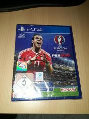 PS4 Pro Evolution Soccer Euro