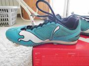 Puma Spikes blau