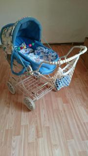 Puppenwagen mit herausnehmbarer