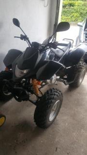 Quad 250ccm