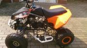 Quad KTM 600