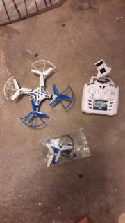 Quadcopter Video Quad