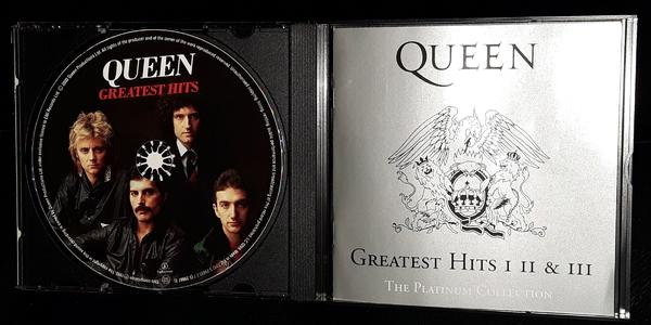 QUEEN Greatest Hits I II