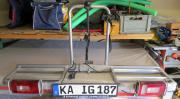 Radträger f. Anhängerkupplung