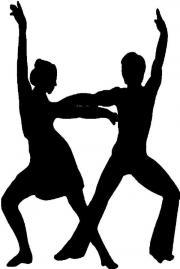 Raum DA - Tanzpartnerin