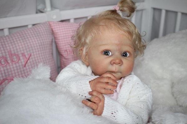 reborn baby lizzy bausatz von adrie stoete in m nster. Black Bedroom Furniture Sets. Home Design Ideas