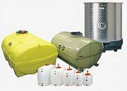 Regenwasser-Behälter