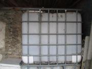Regenwasserauffangbehälter