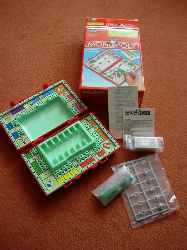 Monopoly Reise