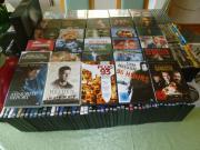 Riesige DVD Sammlung