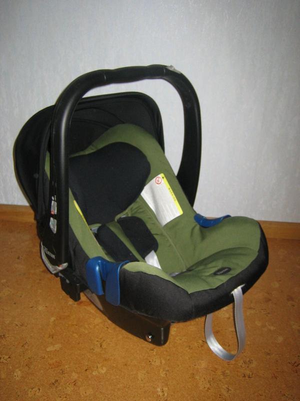 Römer Britax Baby Safe plus II - Simmern - Verkaufe unseren Römer Britax Baby Safe plus II in Cactus Green. Er gehört zur Gruppe 0+ (Geburt - 15 Monate / Geburt - 13kg). Der Sitz kann auf einer Römer Base (nicht vorhanden) oder mit den Autogurten montiert werden. Das Kind wird im Sitz - Simmern