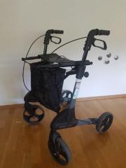 Rollator/gehehilfe Troja