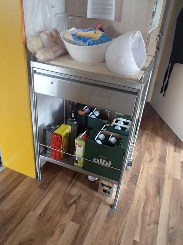 rollwagen küche, draussen, büro... in günzburg - küchenmöbel ... - Rollwagen Für Küche