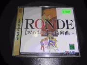 Ronde - Japanese SEGA