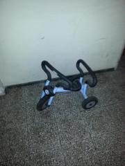 Rutscher Laufrad Roller