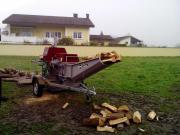 Säge/Spaltautomat/Holzspalter -