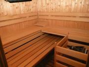 Sauna 195 x