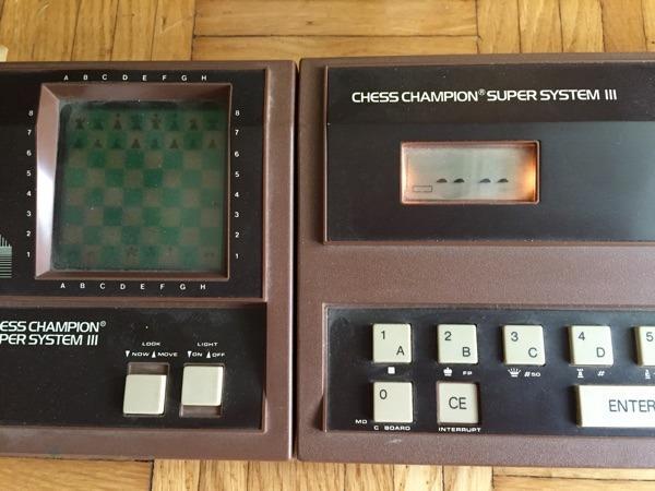 Schachcomputer Chess Champion Super System
