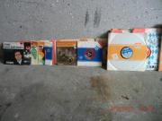 Schallplatten - Sammlung