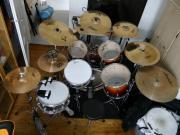 Schlagzeug Pearl Vision