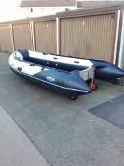 Schlauchboot 420 cm