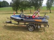 Schlauchboot Wiking inkl.