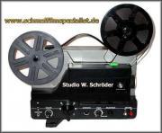 Schmalfilme professionell und