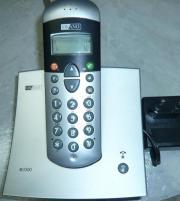 Schnurloses DECT Telefon