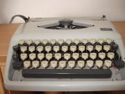 Schreibmaschine Retro-Flair