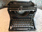 Schreibmaschine Underwood