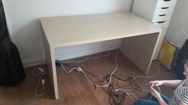 Schreibtisch wei gebraucht kaufen nur 2 st bis 70 - Jugendzimmer schwarz weiay ...