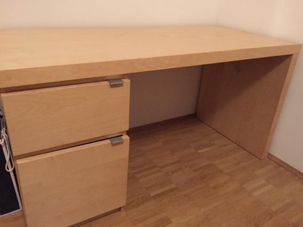 schreibtisch fu gebraucht kaufen nur 4 st bis 65 g nstiger. Black Bedroom Furniture Sets. Home Design Ideas