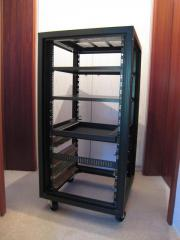 Schroff Audio-Rack