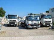 Schüttgütertransport