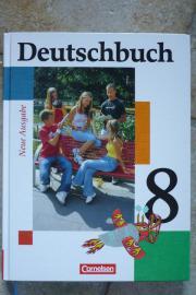 Schulbuch Deutschbuch 8