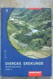 Schulbuch Diercke Erdkunde Rheinland-Pfalz Band