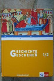Schulbuch Geschichte und Geschehen 1