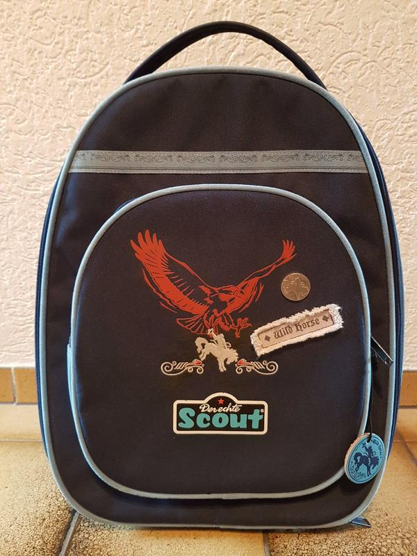 Scout Kinder Trolley Koffer - Wild Horse